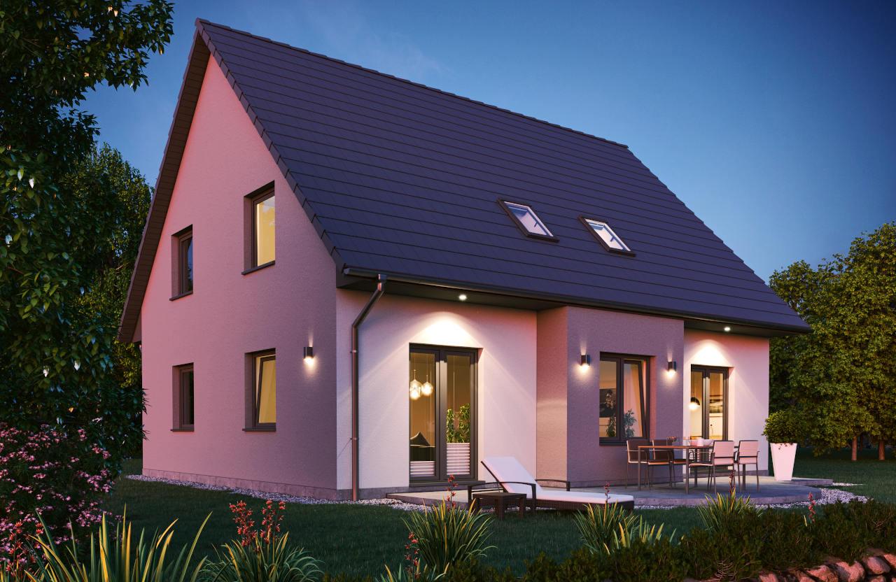 Einfamilienhaus Jade 170