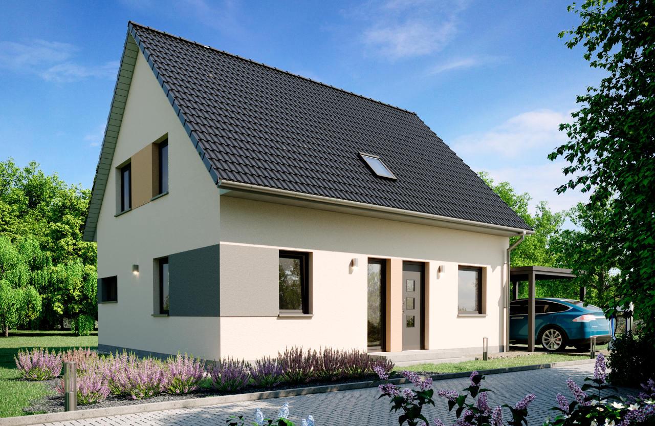 Einfamilienhaus Topas