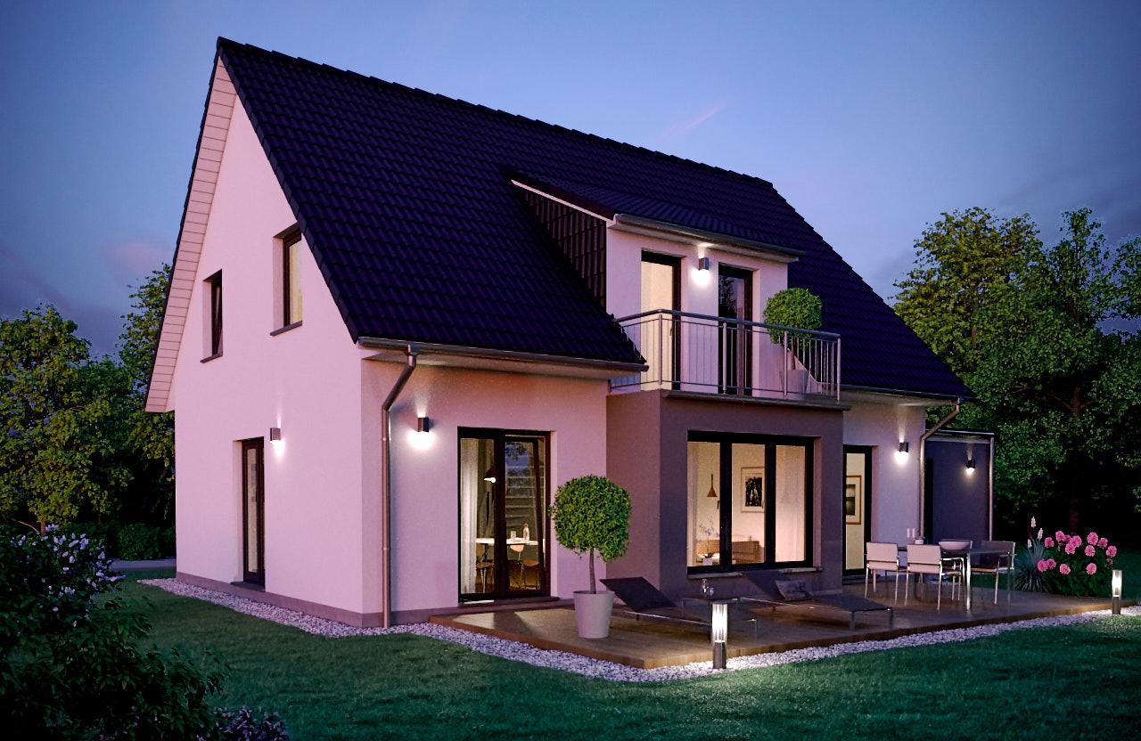 Einfamilienhaus Beryll