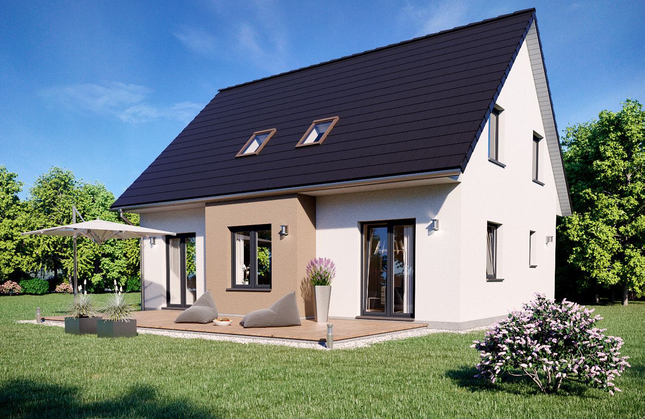 Einfamilienhaus Jade 140