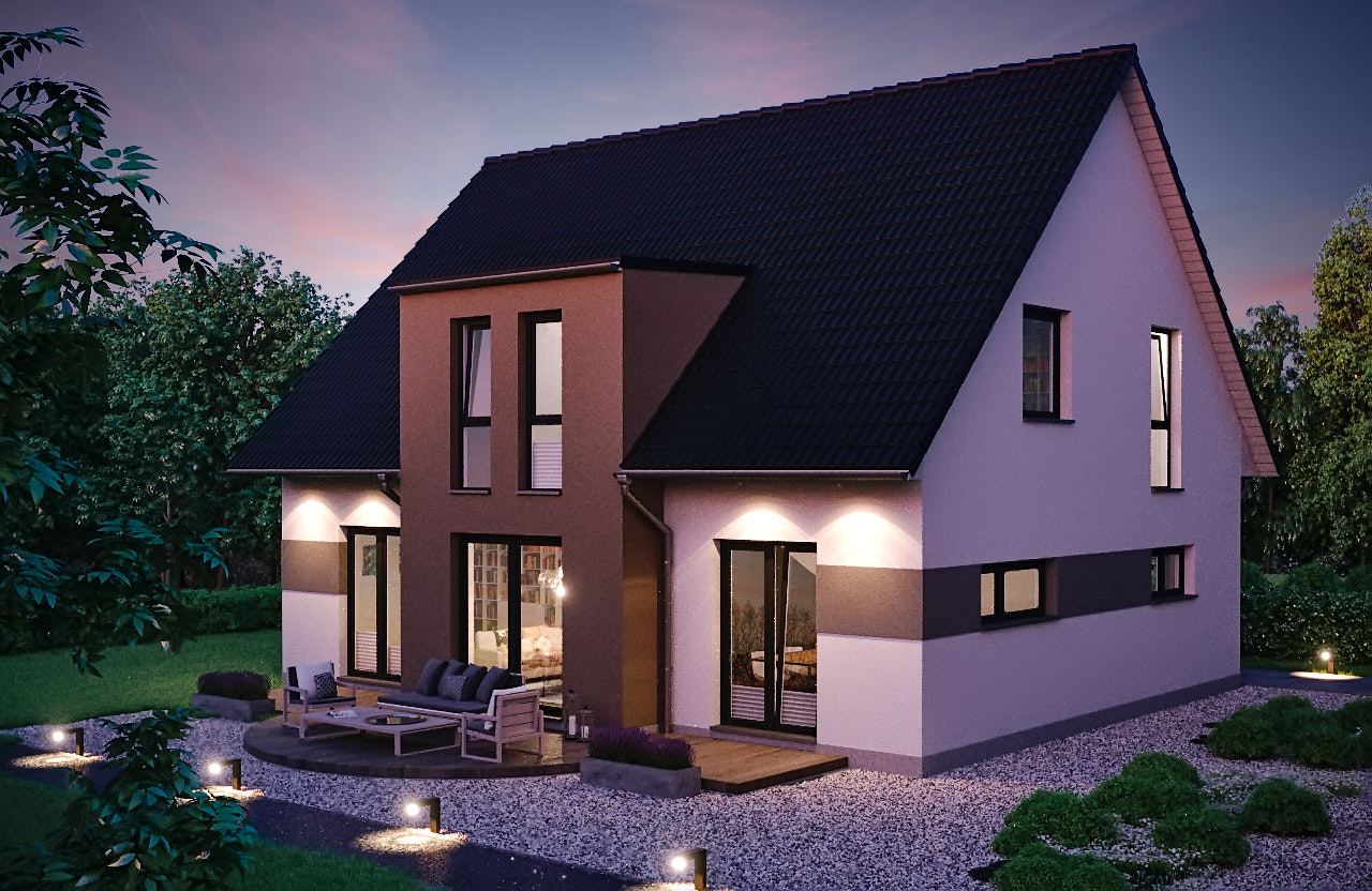 Einfamilienhaus Jade 180E